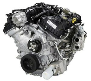 2016 Ford F150 2 7 Ecoboost 2wd Complete Engine 6 Speed Auto Pull Out 39k Miles