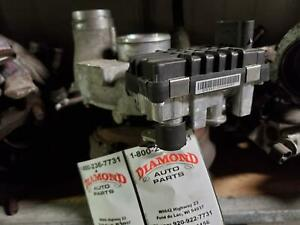 Jeep Grand Cherokee Turbo supercharger 3 0l 08