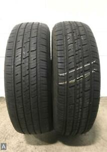 2x P225 60r17 Dean Road Control Nw 3 Touring A S 9 32 Used Tires