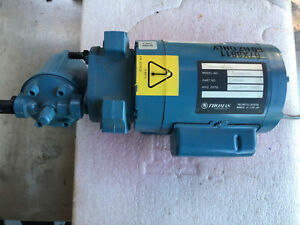 Thomas 15psi 2cfm Oil less Air Pump Pond Septic Aerator 1 3hp 220v gast
