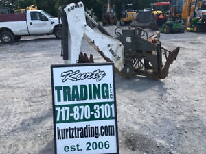 2005 Bobcat 8709 Backhoe Attachment For Skid Steer Loaders
