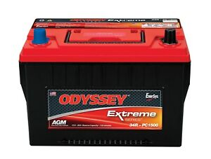 Odyssey Battery 34r Pc1500t Automotive Battery