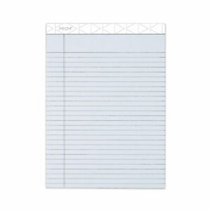 Prism Writing Pads Wide legal Rule 8 5 X 11 75 Pastel Gray 50 Sheets 12 p