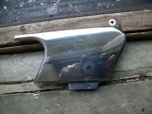 1962 Dodge Dart 440 Rare Quarter Panel Upper Molding With Mounting Clip