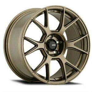 4 New 19x8 5 Konig Ampliform Bronze Gloss Wheel Rim 5x120 Et32 Am89520328