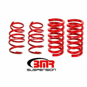 Bmr Suspension Sp083r Lowering Springs Set Of 4 For 2015 2018 S550 Mustang New