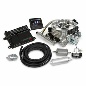 Holley 550 405k Terminator Efi 4bbl Throttle Body Fuel Injection Master Kit New
