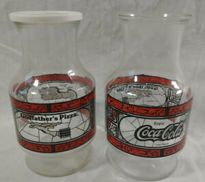 Lot 2 Godfather's Pizza Ad Coke 9