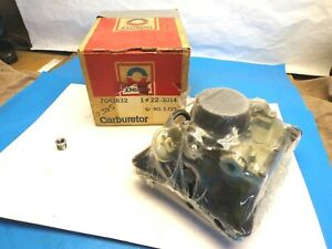 Nos Rochester 2 barrel 7036112 1966 Chevrolet Chevy 283 Carburetor