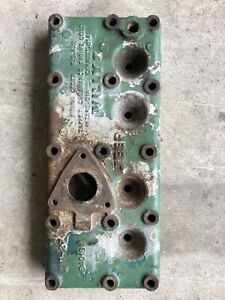 Willys Jeep Truck Wagon Cj2a Cj3a Gpw Mb Cylinder Head L 134