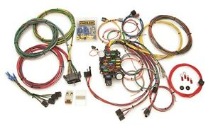 Painless Wiring 10206 28 Circuit Classic Plus Customizable Chassis Harness