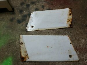 International Cub Lo boy 154 184 185 Pair Of Front Side Panels Free Shipping