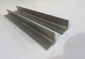 1 X 1 X 1 8 X 12 304 Stainless Steel Angle