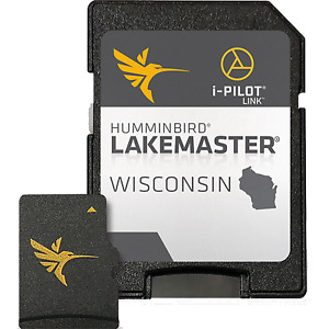 Humminbird Lakemaster Maps  Wisconsin V8