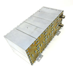 Channel 11 2451 2473mhz 50w Bandpass Cavity Filter Dci Digital Communications