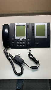 Aastra 57i Corded Desk Phone voip Lot Of 2