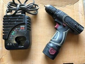 Matco 12v 3 8 Drill Mtc1238d Battery charger Included