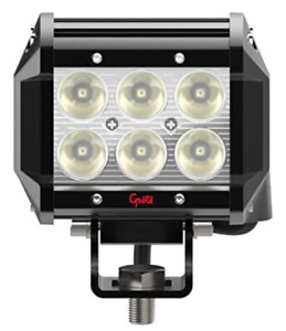 Grote Bz551 5 Brite Zone Portable Rechargeable Led Worklight 1100 Lumens New