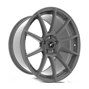 Forgestar F203 Cf10 Dc 20x9 5 5x114 3 29et Gloss Anthracite Wheel