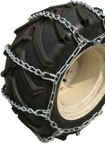 Snow Chains 20 X 10 X 10 20 10 10 4 Link Tractor Tire Chains