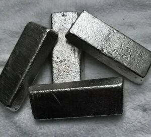 Pure Tin Four Pounds Total 99 9 Pure Get It Now 12 00 Per Pound