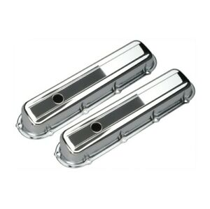 Transdapt 9521 Traditional Valve Covers Short For 77 76 Cadillac 425 New