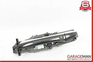 06 11 Mercedes W219 Cls500 Rear Left Side Exterior Door Handle Keyless Go Black
