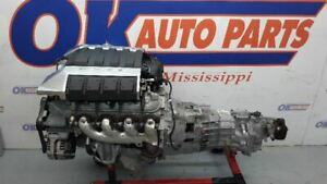 6 2 Ls3 Lsx Ls Engine Tr6060 Manual Transmission 2014 Chevy Camaro Pullout