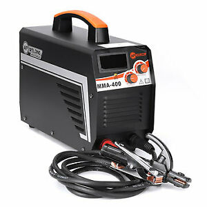 Mma 400 Igbt 20 400a 220v Digital Stick Welder Dc Inverter Arc Welding Machine C