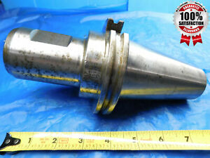 Command Cat50 1 Dia Solid End Mill Tool Holder 8 Projection C6k6 1000 1 0 1 00