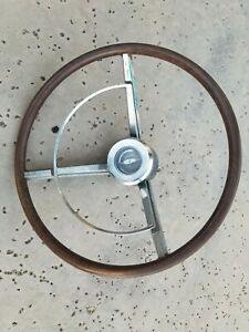 1961 1962 1963 Lincoln Continental Steering Wheel