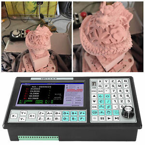 Cnc 5axis Offline Motion Controller Replace Mach3 500khz Usb Motion Controller