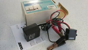 Guest 2602 Auto Boat Motorcycle Marine 12v Battery Pal Automatic Float Charger