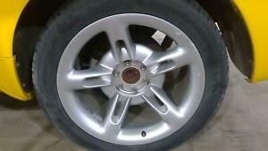 03 04 Chevy Ssr 20x10 Rear Wheel Rim Assembly no Tire Sterling Silver P27