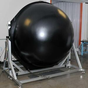 Gamma Scientific Gs is80 80 Integrating Sphere With Spectroradiometer computer