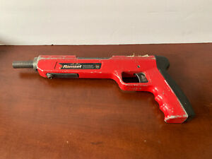 Ramset red Head Itw Model 721 Powder Actuated Tool Good Working Condition