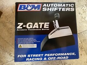 B m 80681 Automatic Z gate Shifter