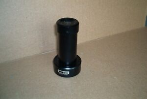 Nikon Microscope Monocular Tube Eyepiece Attachment