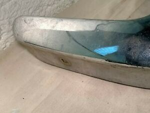 1960 1961 Plymouth Fury Front Chrome Bumper