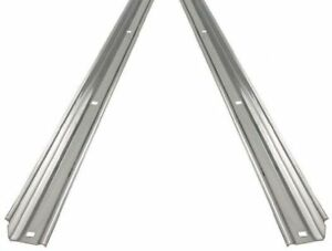 Angle Strips Chevy 1954 1955 Stainless Steel Chevrolet Long Bed Stepside Truck