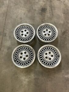 1987 1996 Jeep Cherokee Xj Grey Factory Lace Wheels