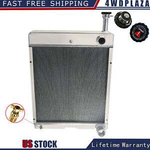 For International Tractor Radiator 766 886 966 986 1066 1086 1466 1486 A71611c1