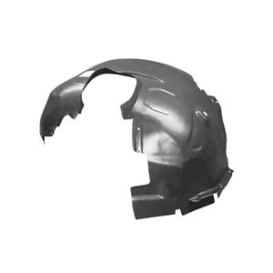 Fo1248150 Driver Side Front Fender Liner Made Of Plastic For 2012 18 Ford Focus