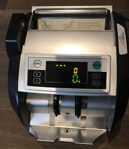 Royal Sovereign Model Rbc 2100 Bill Counter Counterfeit Detector Hundred Money