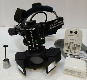 Led Binocular Indirect Ophthalmoscope Approved By Optometrist Dr Harry