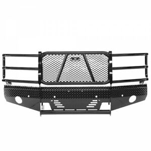 New Ranch Hand Summit Front Bumper 2015 2016 2017 2018 Chevy 2500hd 3500 2500
