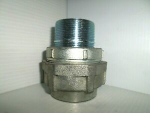 new Eaton Crouse Hinds Uny605 2 Explosion Proof Union