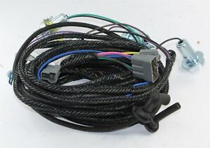 New 1966 Plymouth Barracuda Rear Lamp Wiring Harness