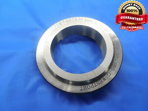 2 11 1 2 Npt 6 Step Ring Pipe Thread Ring Gage 2 0 2 00 2 11 5 Nptf 6 step