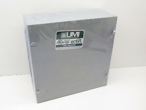 Umi Orbit 10 X 10 X 4 Nema Type 1 Electrical Pull Enclosure Junction Box